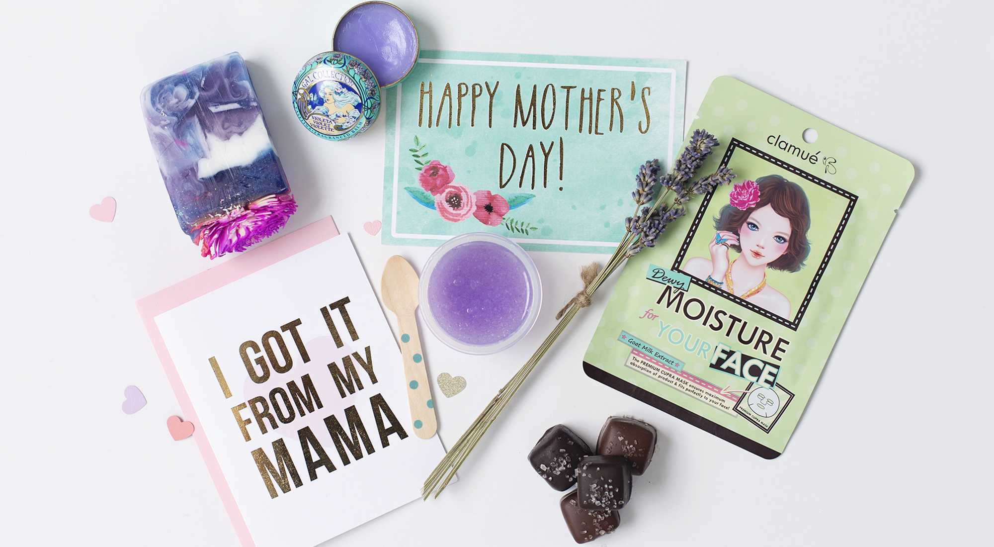 Past Subscription Box - Mother's Day - TINSELBOX